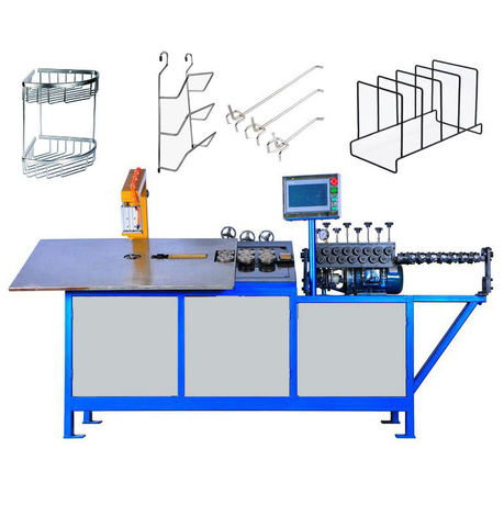 CNC Fully Automatic Wire Bending Machine