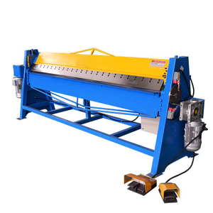Electric Metal Sheet Bending Machine