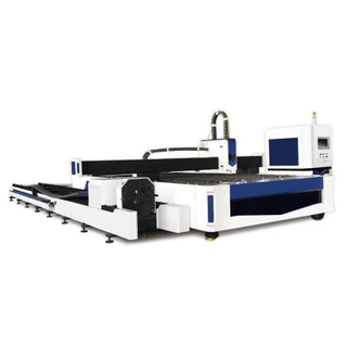 Sheet and Tube Laser Cutting Machine