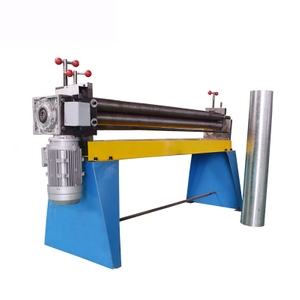 Round Duct Electric Rolling Machine