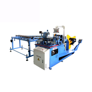 Tube Mold Spiral Duct Making Machine