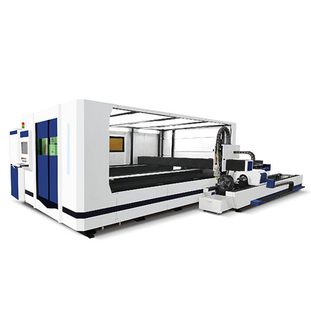 Tube Sheet Integrated Laser Cutting Machine