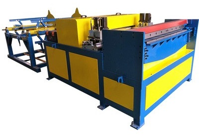 Air Duct Production Line Working Principle And Features