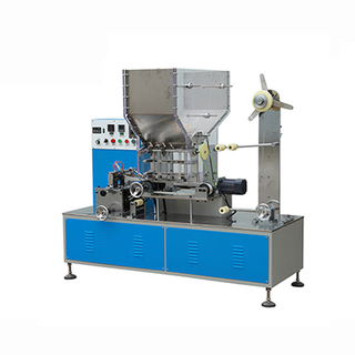 Automatic Single Paper Straw Packing Machine