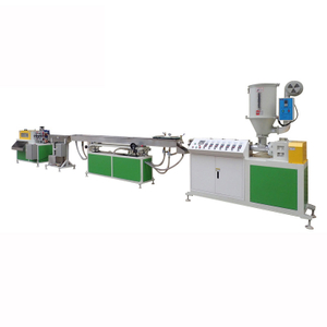 Plastic Straw Making Machine