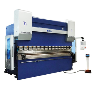 CNC Twisted Servo Press Brake